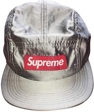 Supreme Silver Silk Hats & pull on hats