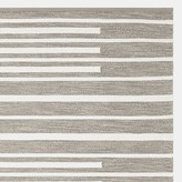 Williams-Sonoma Williams Sonoma Perennials® Piano Stripe Indoor/Outdoor Rug, Flax