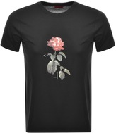 Hugo By HUGO BOSS Drose T Shirt Black