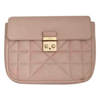 Christian Dior Miss Pink Leather Clutch bags