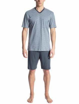 Calida Men's Relax Streamline 2 Pyjama Set