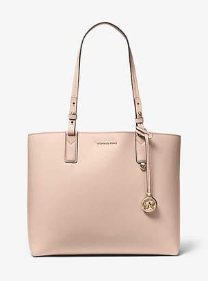 Michael Kors Cameron Large Leather Reversible Tote Bag