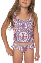 O'Neill Toddler Girl's Sophia Two-Piece Tankini Swimsuit