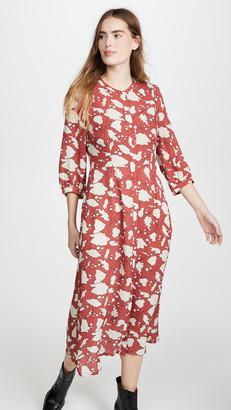 Raquel Allegra Ruffle Dreamer Dress
