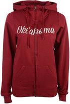Colosseum Women's Oklahoma Sooners Aurora Full-Zip Hoodie