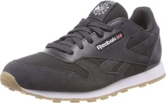 Reebok Unisex Kids' Classic Leather Estl Low-Top Sneakers