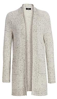 Theory Women's Donegal Cashmere Cardigan