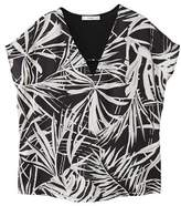 MANGO Combined printed T-shirt
