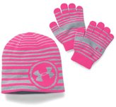 Under Armour Kids' UA Beanie & Glove Combo Pack
