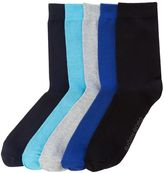 Bjorn Borg Men's 5 Pack Essential Socks