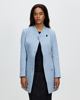 Thumbnail for your product : David Lawrence Women's Winter Coats - Macy Twill Coat - Size One Size, 10 at The Iconic