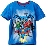 Dx-Xtreme Justice League Street Fight Short Sleeve Tee (Little Boys)