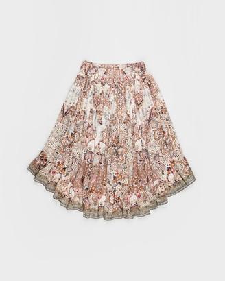 Camilla High Low Hem Skirt - Teens