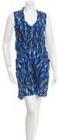 Thakoon Ikat Print Dress w/ Tags