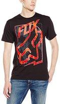Fox Racing Men's Crystal Clear Tech Graphic T-Shirt