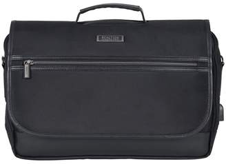 Kenneth Cole Multi-Compartment Flapover Brief Case
