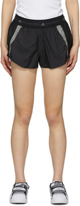 adidas by Stella McCartney Black Lightweight Shorts