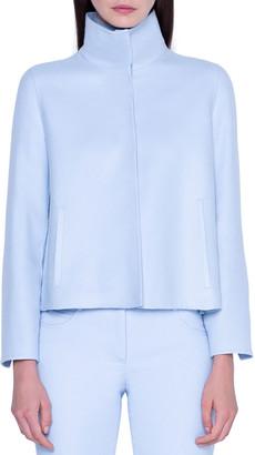 Akris Cashmere Short Jacket