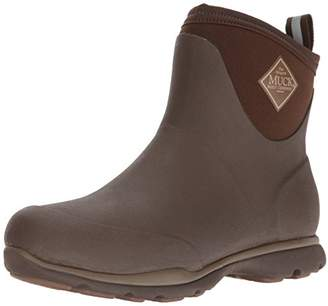 Muck Boots Men's Arctic Excursion Ankle Wellington Boots, (Brown), 39/40 EU