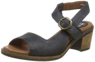 Fly London Women's ZORA583FLY Ankle Strap Heel Sandals (Devil Red 004) 4 (37 EU)