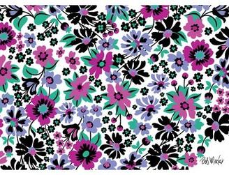 Bob Mackie Flatweave Pink/Purple Rug