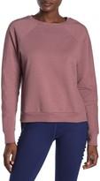 Maisy Raglan Sleeve Pullover Sweater