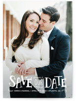Minted Story Book Save the Date Cards