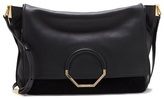 Louise et Cie Maree – Octagon-pull Shoulder Bag