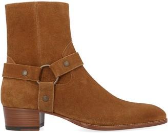 saint laurent boots sale