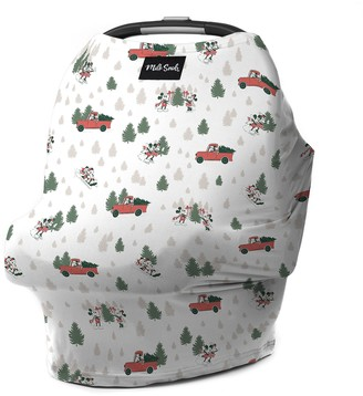 Disney Mouse Holiday Baby Seat Cover by Milk Snob
