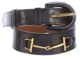 Hermes Horsebit Leather Belt