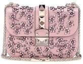 Valentino Garavani Lock Small leather crossbody bag