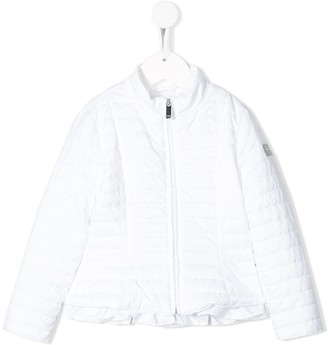 Il Gufo long sleeve quilted padded jacket