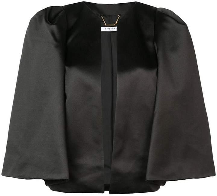 Givenchy cape jacket