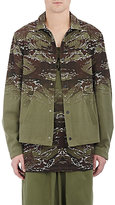 Marcelo Burlon County of Milan MEN'S CAMOUFLAGE BANES JACKET
