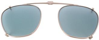 Garrett Leight grant clip sunglasses