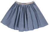 Hundred Pieces Sale - Chambray Skirt