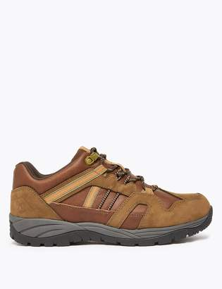 M&S CollectionMarks and Spencer Leather Waterproof Walking Shoes