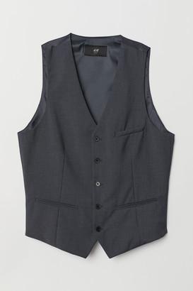 H&M Slim Fit Suit Vest
