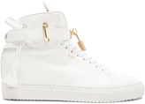 Buscemi 100MM Leather Alta