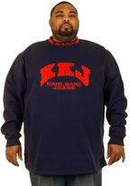 Karl Kani Big & Tall Sweat Shirt