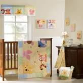 Kids Line Disney Baby Peeking Pooh & Friends 7-Piece Crib Set by Disney
