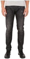 Philipp Plein Straight Cut Hero Denim Men's Jeans