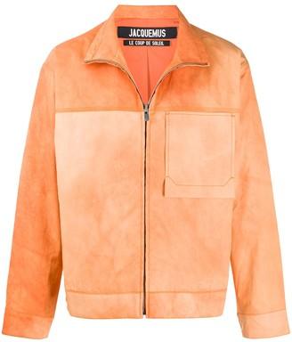 Jacquemus Le Blouson Valensole jacket