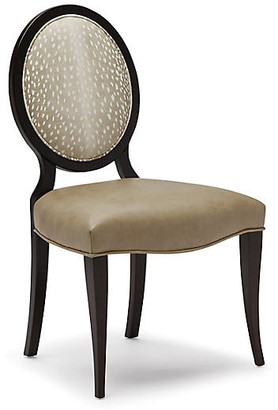 Chandler Side Chair - Natural Fawn/Sand - Massoud