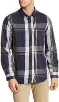 Howe Diamond Rain Plaid Long Sleeve Regular Fit Shirt