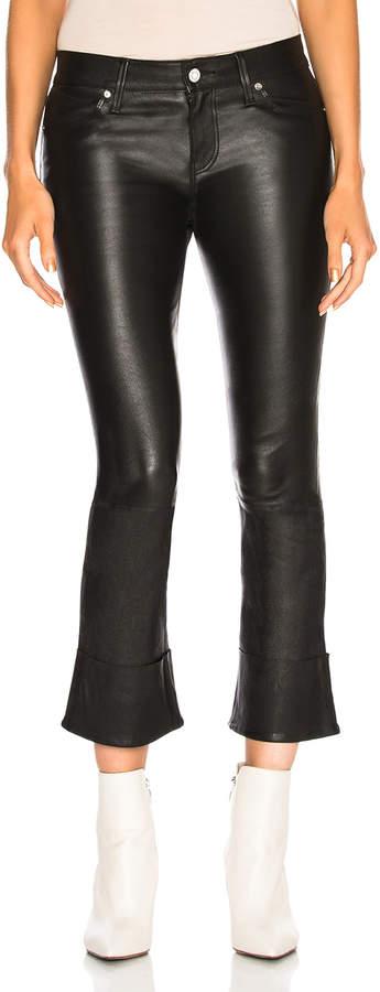 RtA Duchess Leather Crop