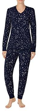 Kate Spade Printed Pajamas Set