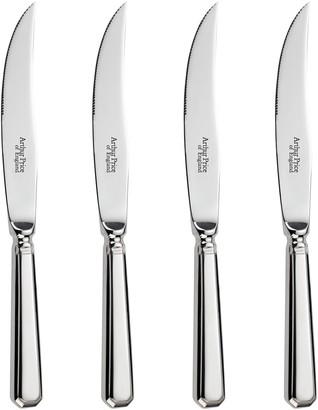 Arthur Price Grecian Steak Knives, Set of 4