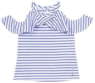 Nautica Off Shoulder Knit Top